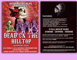 #42 for I need concert design for poster and postcard flyer af demasgraphics