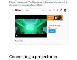 "#10 cho Write an article titled ""How To Play YouTube Video On A Projector"" bởi AkshitAbrol15"