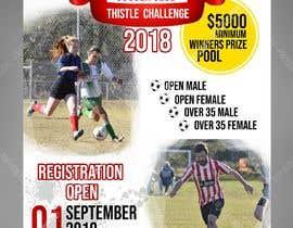 #37 untuk Digital and Printed Promotional Flyer - Thistle Challenge 2018 oleh d3stin