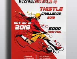 #27 для Digital and Printed Promotional Flyer - Thistle Challenge 2018 от smileless33