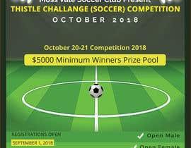 #21 untuk Digital and Printed Promotional Flyer - Thistle Challenge 2018 oleh ibanur91