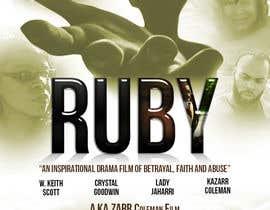 #28 for Ruby Movie Poster -Redesign by rodneymartinez