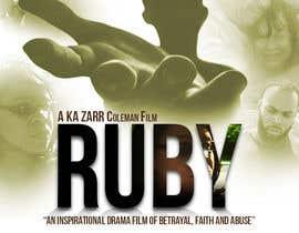 #33 for Ruby Movie Poster -Redesign by rodneymartinez