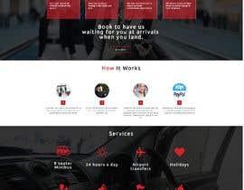 #43 for DESIGN ME A WEBSITE AND FACEBOOK PAGE FOR AIRPORT TRANSFER MINIBUS af webdesign4u2004