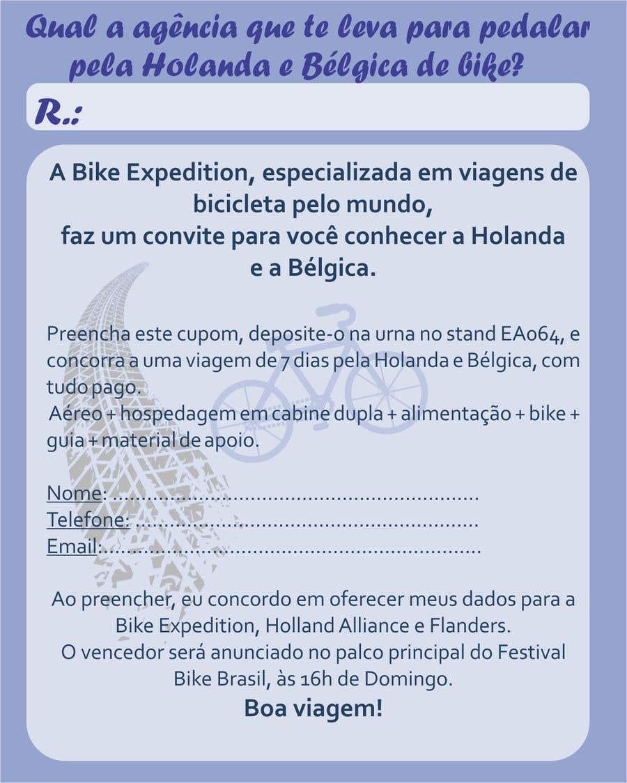 Inscrição nº                                         6                                      do Concurso para                                         fazer a arte de dois flyers para evento