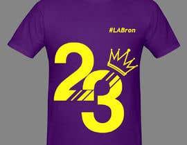 nº 28 pour Lakers Fan Shirt par Sandipan01