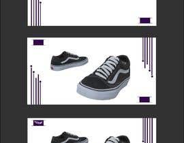 #119 untuk Design an clean, inspiring Facebook shoe ad Background image oleh skinnudity