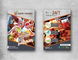 #16 para Design an A6 promotional flyer. Front and back. por Designerkawsar