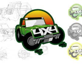 #82 for Accesorios 4x4 Off Road by artededam
