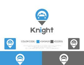 "#11 , Design a Logo of Mobile app fo Taxi services with name ""Knight"" 来自 cminds49"