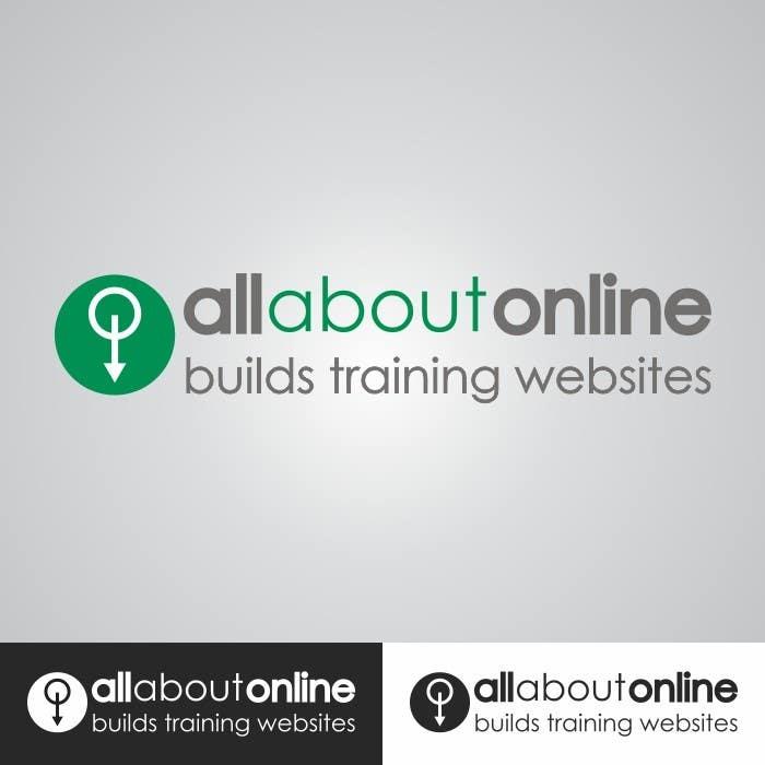 Konkurrenceindlæg #                                        95                                      for                                         Logo Design for All about Online