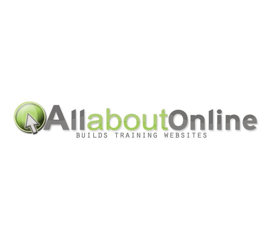 Konkurrenceindlæg #                                        73                                      for                                         Logo Design for All about Online