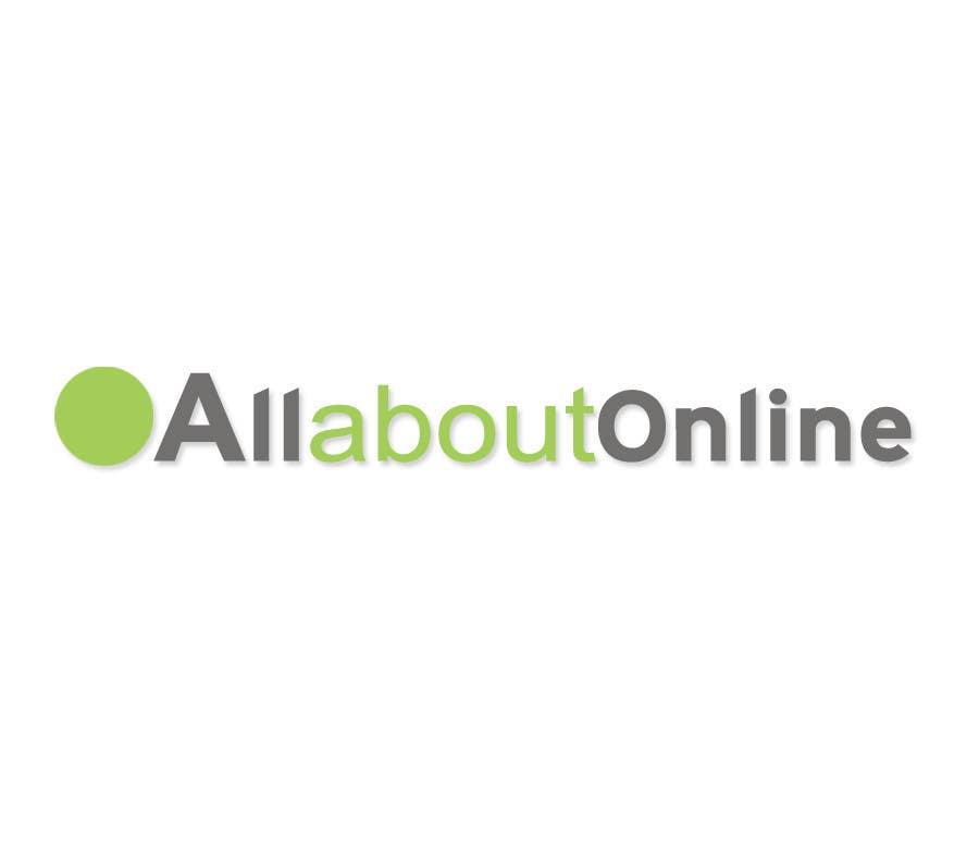 Konkurrenceindlæg #                                        70                                      for                                         Logo Design for All about Online