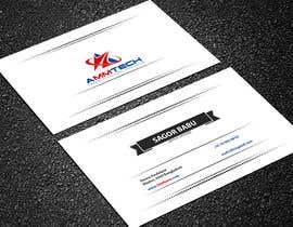 Nro 378 kilpailuun I need a business card designed käyttäjältä mdbabu081