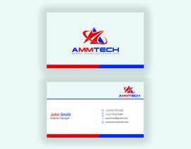 Nro 377 kilpailuun I need a business card designed käyttäjältä MdRaselSikder