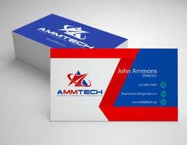 Nro 387 kilpailuun I need a business card designed käyttäjältä shafayatraj42