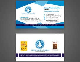 #23 para Design a Business Card for a Successful Author + Entrepreneur de bachchubecks