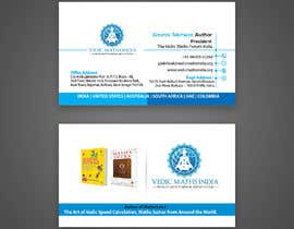 #83 for Design a Business Card for a Successful Author + Entrepreneur by bachchubecks