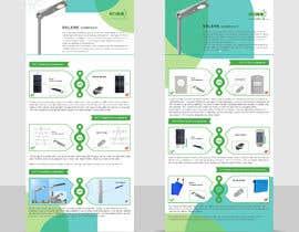 #12 para Illustration for Product's Brochure por saifsg420