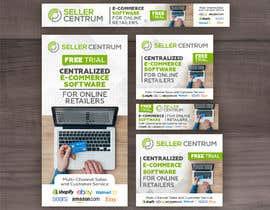 Nro 52 kilpailuun AdSense Banner Set käyttäjältä Artkisel