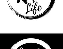 ephdesign13 tarafından Please design an epic and iconic logo for my lifestyle/ wellness company 'Live a RAD Life' Please refer to the previous artwork as attached as the artwork must be in circle. için no 57