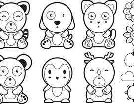 #7 para Illustrate and Vectorize a Cute Animal Set por AugustoCortegoso