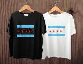#17 for Chicago flag/Beaver Island shirt by Adnan9219