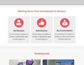 sanethinduwara tarafından Design a Website Mockup için no 17