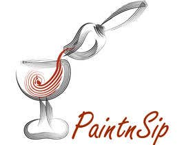 #19 for PAINTnSIP | DESIGN A LOGO by zsordog