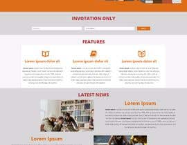 #18 untuk WordPress Landing and Blog Header Design oleh suhinmonir