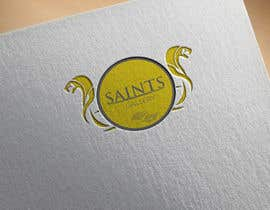 nº 10 pour graphic design's for brand called SAINTS gallery par ashraful1773