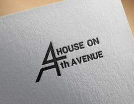 nº 19 pour House on 4th avenue Logo par anagutovic21