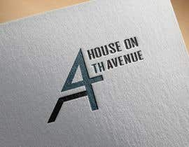 nº 21 pour House on 4th avenue Logo par anagutovic21