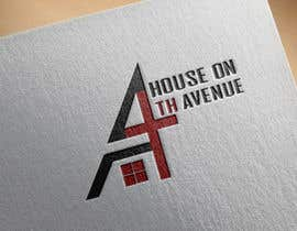 nº 64 pour House on 4th avenue Logo par anagutovic21