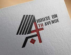 nº 65 pour House on 4th avenue Logo par anagutovic21