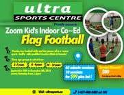 Graphic Design Конкурсная работа №11 для Flag Football - Youth