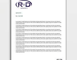#73 for Scientific Company Letterhead af DesignQueen50