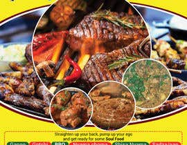 #133 for Catering Flyer by somasaha979
