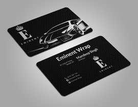 #28 cho Business Card Design for Car Wrapping Business bởi sulaimanislamkha