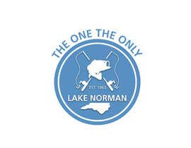 #107 untuk Graphic Design - Create a Cool Lake Logo oleh ColeHogan