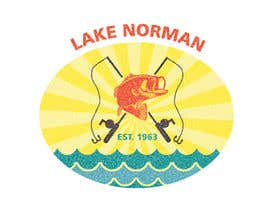 #138 untuk Graphic Design - Create a Cool Lake Logo oleh ColeHogan