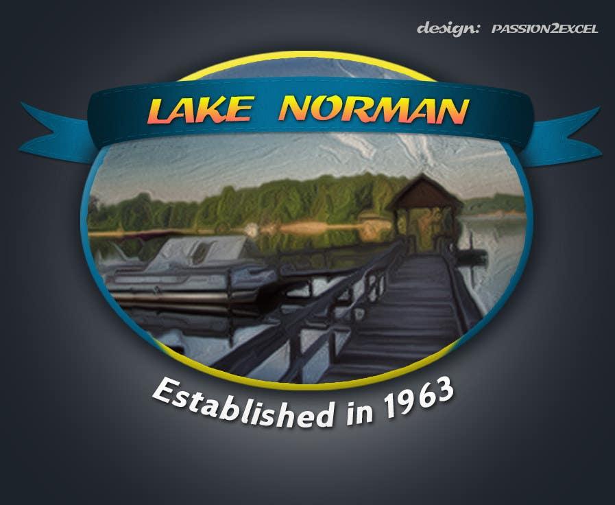 Bài tham dự cuộc thi #31 cho Graphic Design - Create a Cool Lake Logo