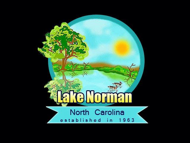 Bài tham dự cuộc thi #116 cho Graphic Design - Create a Cool Lake Logo