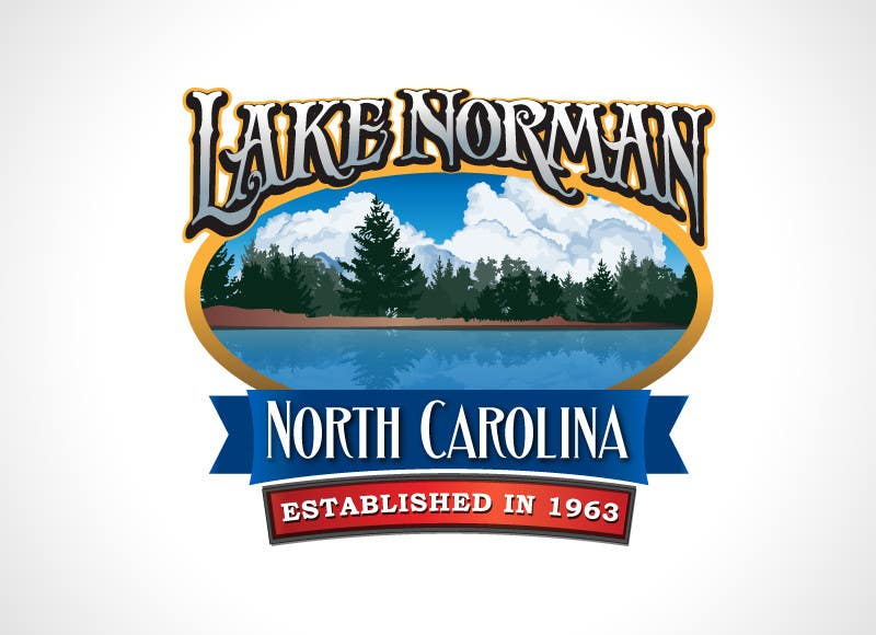 #94 for Graphic Design - Create a Cool Lake Logo by reynoldsalceda