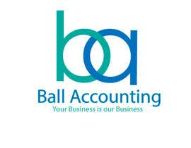 #21 for Design a Banner/logo for Ball Accounting af gilescu