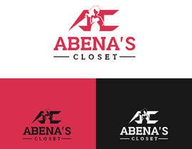 #34 for Create a brand logo for Abena's Closet by Maanbhullarz