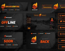 #68 para Twitch Branding Project por Grove00