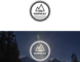 niloysakin tarafından Logo Design - Mountain + Sun/Circle. For Travel Norway için no 89