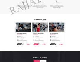 #17 for Design a Website Mockup by rajjatgarg1