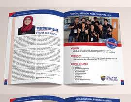 #6 for Designing Degree Program Handbook for a Graduate School by stephdesign4u